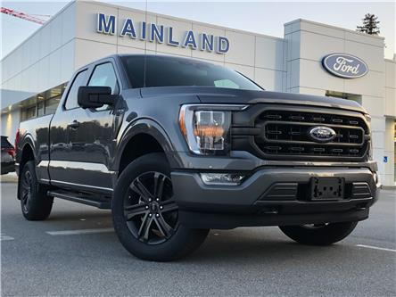 2021 Ford F-150 XLT (Stk: 21F14600) in Vancouver - Image 1 of 30
