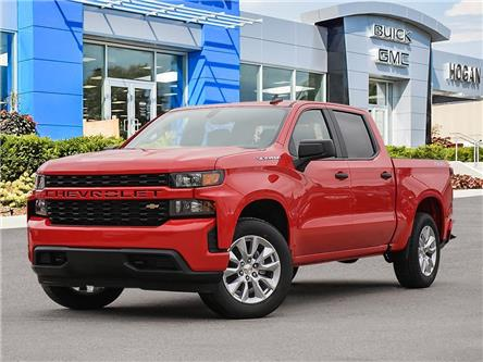 2021 Chevrolet Silverado 1500 Custom (Stk: M289945) in Scarborough - Image 1 of 23