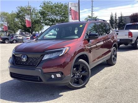 2021 Honda Passport Touring (Stk: 21546) in Barrie - Image 1 of 24