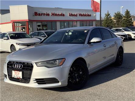 2012 Audi A6 3.0 Premium (Stk: U12014) in Barrie - Image 1 of 19