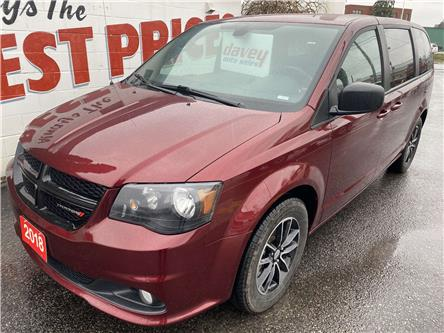 2018 Dodge Grand Caravan CVP/SXT (Stk: 21-163) in Oshawa - Image 1 of 15