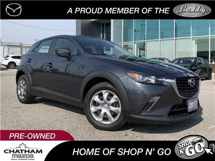2017 Mazda CX-3 GX (Stk: UM2581) in Chatham - Image 1 of 23