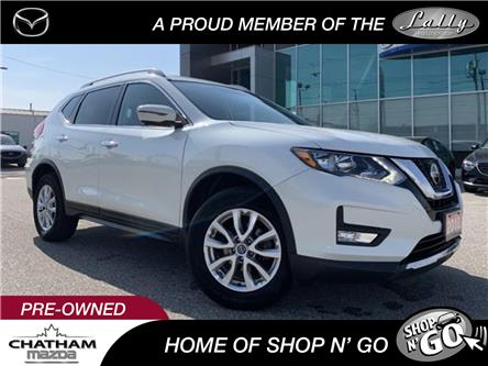 2018 Nissan Rogue SV (Stk: UM2598) in Chatham - Image 1 of 23