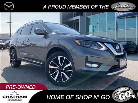2018 Nissan Rogue SL (Stk: UM2599) in Chatham - Image 1 of 23