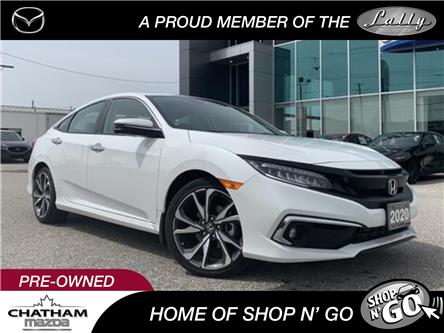 2020 Honda Civic Touring (Stk: UM2596) in Chatham - Image 1 of 22