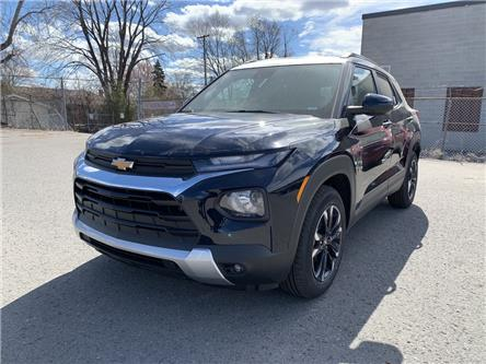 2021 Chevrolet TrailBlazer LT (Stk: R10661) in Ottawa - Image 1 of 19