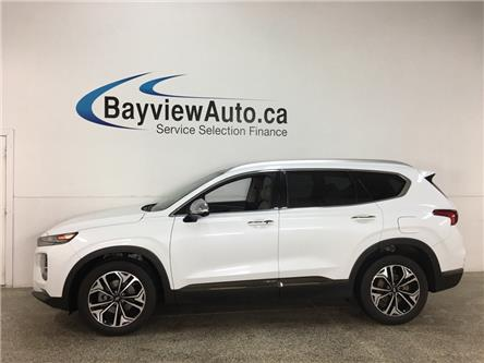 2020 Hyundai Santa Fe Ultimate 2.0 (Stk: 37744W) in Belleville - Image 1 of 29