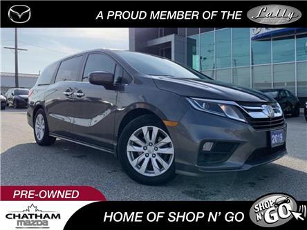 2019 Honda Odyssey LX (Stk: UM2597) in Chatham - Image 1 of 23