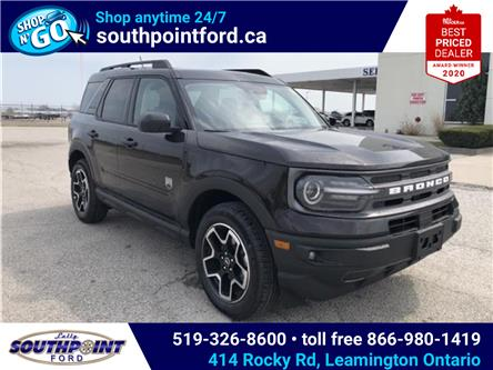 2021 Ford Bronco Sport Big Bend (Stk: SBR6886) in Leamington - Image 1 of 23