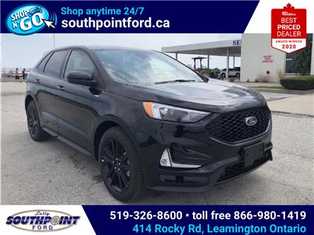 2021 Ford Edge ST Line (Stk: SEG6900) in Leamington - Image 1 of 25