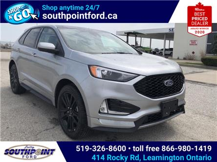 2021 Ford Edge ST Line (Stk: SEG6891) in Leamington - Image 1 of 25