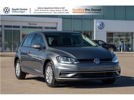 2020 Volkswagen Golf Comfortline (Stk: U6694) in Calgary - Image 1 of 36