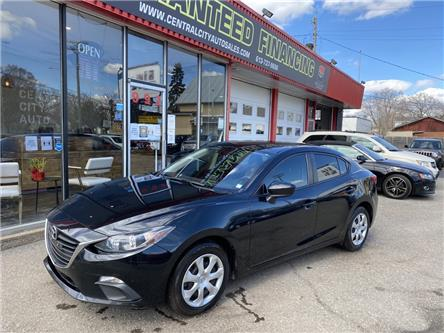 2016 Mazda Mazda3 GX (Stk: ) in Ottawa - Image 1 of 12