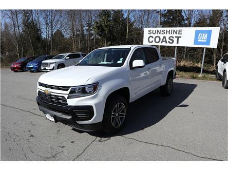 2021 Chevrolet Colorado WT (Stk: CM206837) in Sechelt - Image 1 of 19
