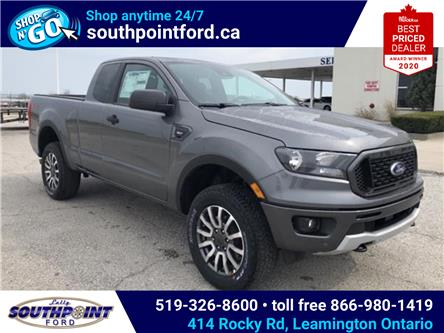 2021 Ford Ranger XLT (Stk: SRA6930) in Leamington - Image 1 of 24