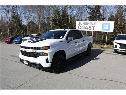 2021 Chevrolet Silverado 1500 Custom (Stk: CM217517) in Sechelt - Image 1 of 18