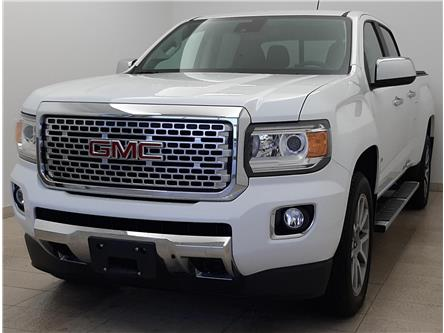 2020 GMC Canyon Denali (Stk: 11957A) in Sudbury - Image 1 of 14