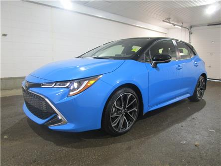 2021 Toyota Corolla Hatchback Base (Stk: 211066) in Regina - Image 1 of 26