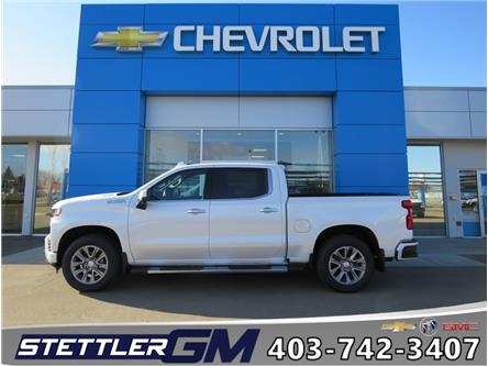 2021 Chevrolet Silverado 1500 High Country (Stk: 21111) in STETTLER - Image 1 of 27