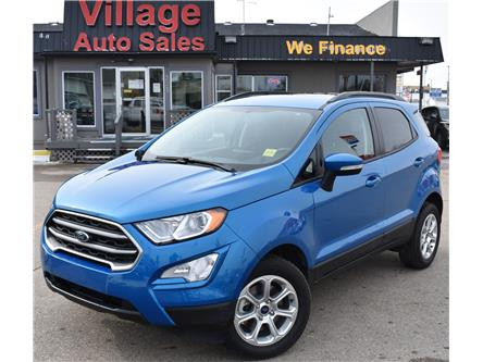 2018 Ford EcoSport SE (Stk: P38273) in Saskatoon - Image 1 of 21