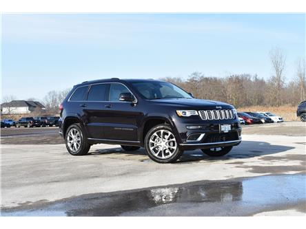 2021 Jeep Grand Cherokee Summit (Stk: 21251D) in London - Image 1 of 21