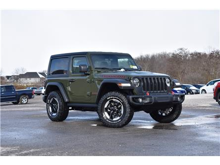 2021 Jeep Wrangler Rubicon (Stk: 21115D) in London - Image 1 of 19