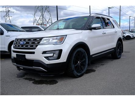 2016 Ford Explorer Limited (Stk: 2101651) in Ottawa - Image 1 of 17