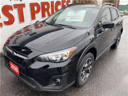 2020 Subaru Crosstrek Convenience (Stk: 21-142) in Oshawa - Image 1 of 15