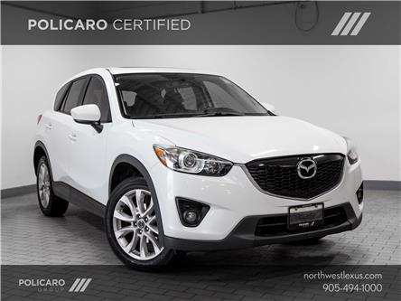 2013 Mazda CX-5 GT (Stk: 110356T) in Brampton - Image 1 of 21