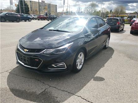 2018 Chevrolet Cruze LT Auto (Stk: 122871) in London - Image 1 of 18