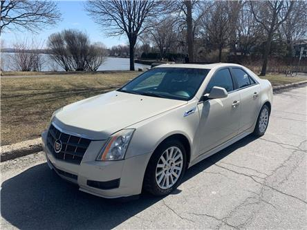 2011 Cadillac CTS 3.0L (Stk: B0163005) in Montréal - Image 1 of 14