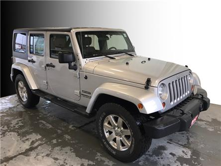 2012 Jeep Wrangler Unlimited Sport (Stk: S21222A) in Stratford - Image 1 of 19