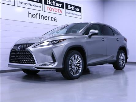 2021 Lexus RX 450h Base (Stk: 213324) in Kitchener - Image 1 of 4