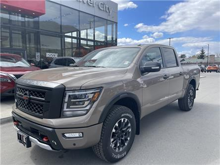 2021 Nissan Titan PRO-4X (Stk: T21121) in Kamloops - Image 1 of 26