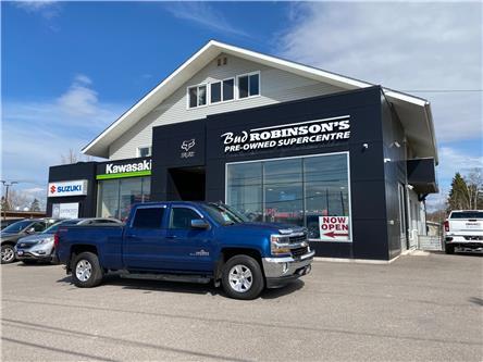 2018 Chevrolet Silverado 1500 1LT (Stk: ) in Sault Ste. Marie - Image 1 of 26