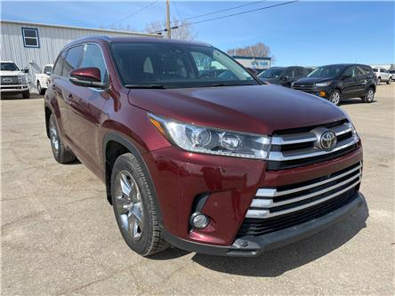 2018 Toyota Highlander Limited (Stk: 20311C) in Wilkie - Image 1 of 26