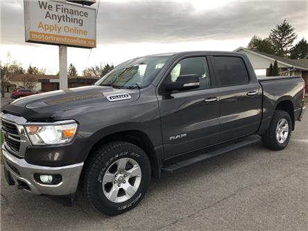 2020 RAM 1500 Big Horn (Stk: -) in Kemptville - Image 1 of 28