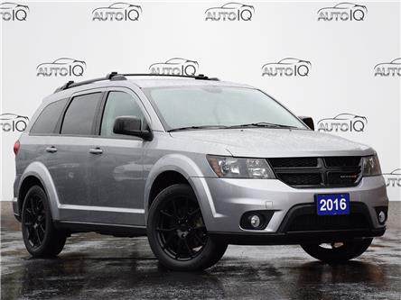 2016 Dodge Journey SXT/Limited (Stk: MEC250A) in Waterloo - Image 1 of 14