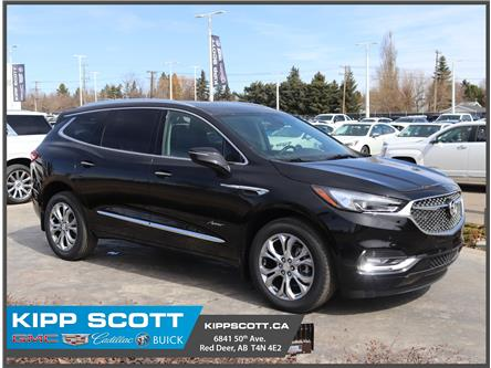 2021 Buick Enclave Avenir (Stk: 48943) in Red Deer - Image 1 of 38