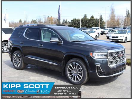 2021 GMC Acadia Denali (Stk: 155944) in Red Deer - Image 1 of 34