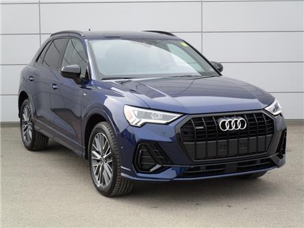 2021 Audi Q3 45 Technik (Stk: 210147) in Regina - Image 1 of 20