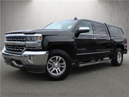 2016 Chevrolet Silverado 1500 2LZ (Stk: M21-0084P) in Chilliwack - Image 1 of 17