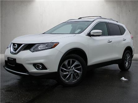 2015 Nissan Rogue SL (Stk: N215-2242A) in Chilliwack - Image 1 of 17