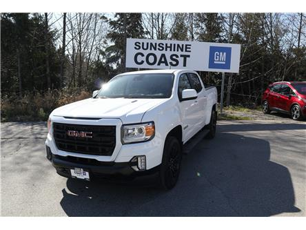 2021 GMC Canyon Elevation (Stk: GM120713) in Sechelt - Image 1 of 21