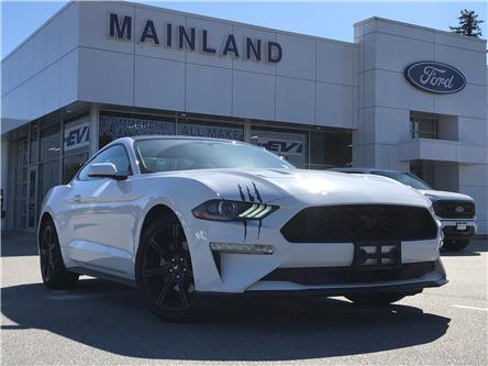 2018 Ford Mustang EcoBoost (Stk: 9MU0982AA) in Vancouver - Image 1 of 26