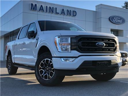 2021 Ford F-150 XLT (Stk: 21F16781) in Vancouver - Image 1 of 30