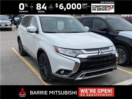 2020 Mitsubishi Outlander EX (Stk: L0347) in Barrie - Image 1 of 5