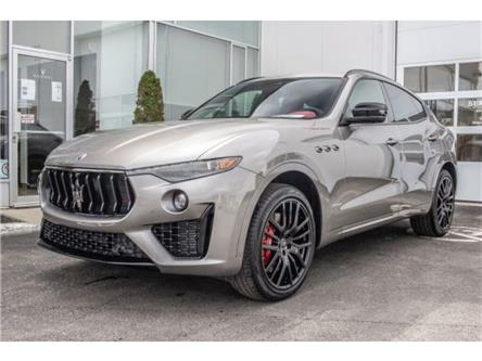 2021 Maserati Levante S GranSport (Stk: 21ML04) in Laval - Image 1 of 13
