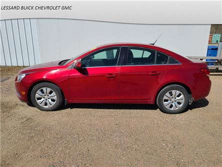 2012 Chevrolet Cruze LT Turbo (Stk: L21-088AL) in Shawinigan - Image 1 of 19
