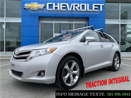 2013 Toyota Venza Base V6 (Stk: X8453A) in Ste-Marie - Image 1 of 21